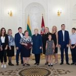 Lithuanian President awarded 39 citizens for rescuing Jews during WWII